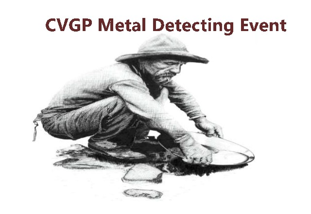 CVGP Metal Detecting Event